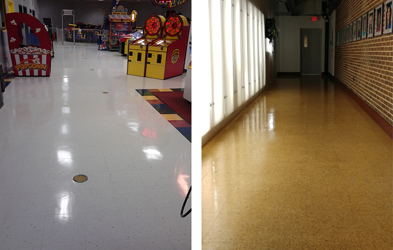 Ever-Ready Maintenance Floor Cleaning